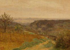 Ville d'Avray | Jean Baptiste Camille Corot | Oil Painting