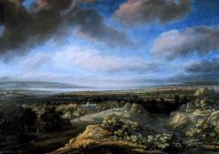 An Extensive Landscape | Philips Koninck | Oil Painting