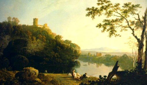 Classical Landscape | Richard Wilson