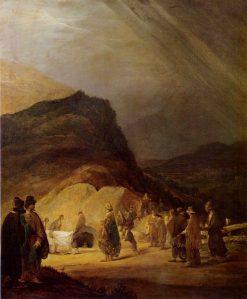 The Entombment | Aert de Gelder | Oil Painting