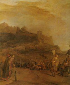 Christ Carrying the Cross | Aert de Gelder | Oil Painting