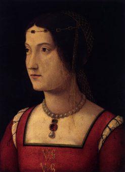 Portrait of a Lady | Bernardino Zaganelli | Oil Painting
