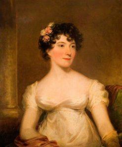 Charlotte Sparrow | William Owen | Oil Painting