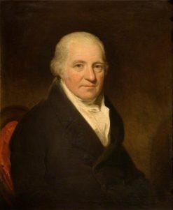 John Sparrow of Bishton Hall | William Owen | Oil Painting