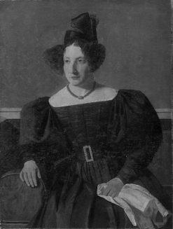 Portrait of Henriette Petersen
