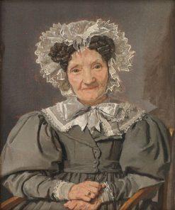 Portrait of Johanne Pløyen