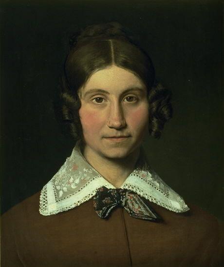 Portrait of Emilie Krohn