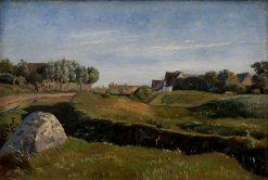 Landscape near Vejby