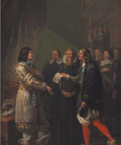 Absolute Monarchy Assigned to Frederik III in 1660 | Nicolai Abraham Abildgaard | Oil Painting