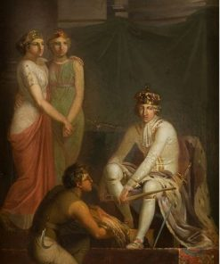 The Abolition of Adscription in 1788 | Nicolai Abraham Abildgaard | Oil Painting