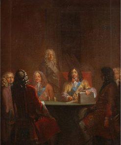 Christian V Presents Danish Law