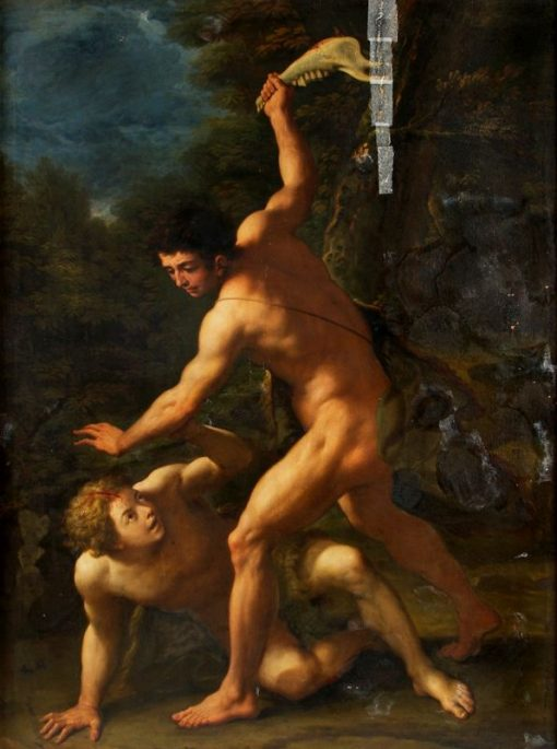Cain Slaying Abel | Paolo de' Matteis | Oil Painting