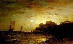 Marine | Arthur Quartley | Oil Painting