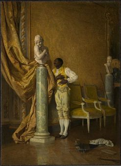 Platonic Love | Eduardo Zamacois y Zabala | Oil Painting