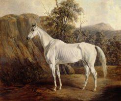 Bolivia   Edward Troye   Oil Painting