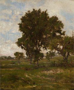 The Elm Tree | George Inness | Oil Painting