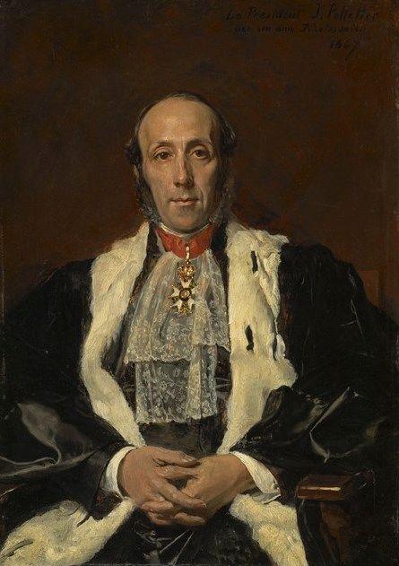 Jules Pelletier | Jean Louis Ernest Meissonier | Oil Painting
