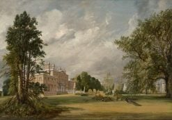 Malvern Hall | John Constable | Oil Painting
