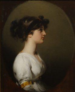 The Honourable Caroline Upton | Thomas Lawrence | Oil Painting