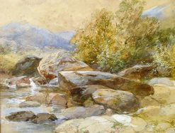 Betws-y-Coed | James Duffield Harding | Oil Painting
