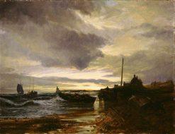 On the Fife Coast | Samuel Bough | Oil Painting