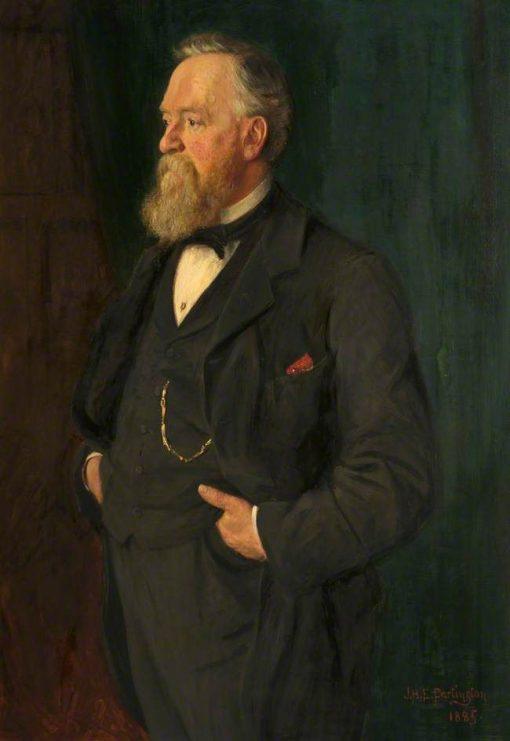Edward Walmsely | John Herbert Evelyn Partington | Oil Painting