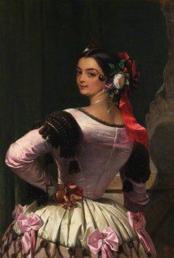 The Castenet Player | John Phillip | Oil Painting
