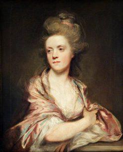Mrs Lydia Gostling | Sir Joshua Reynolds | Oil Painting