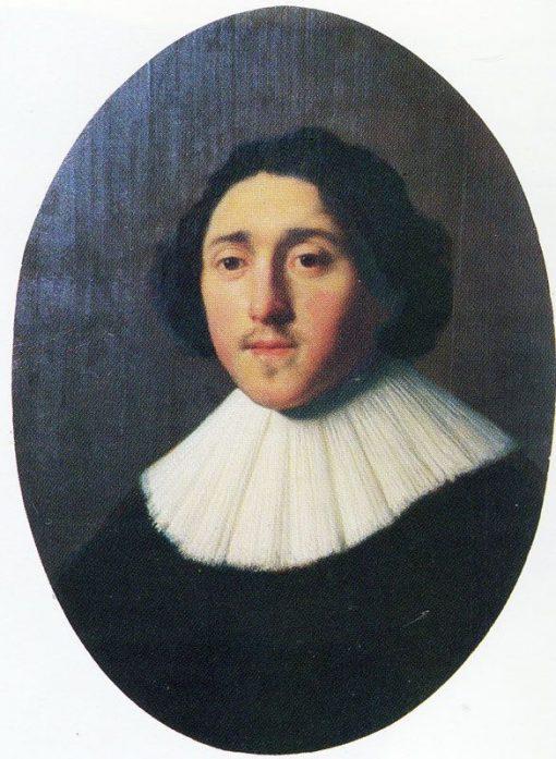 Portrait of a Young Man | Rembrandt van Rijn | Oil Painting