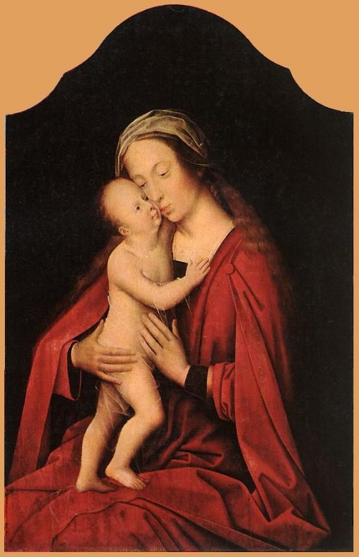 Madonna and Child | Adriaen Isenbrandt | Oil Painting