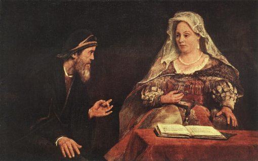 Esther and Mordecai | Aert de Gelder | Oil Painting