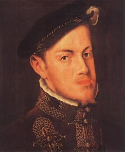 Portrait of Philip II of Spain | Anthonis Mor | Oil Painting