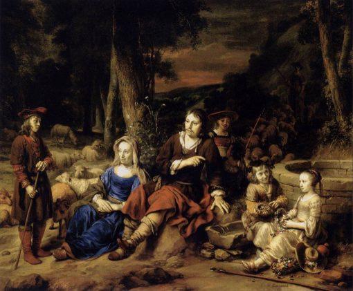 Portrait of a Family | Gerbrand van den Eeckhout | Oil Painting