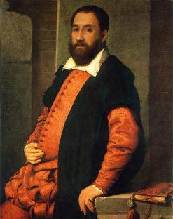 Jacopo Foscarini | Giovanni Battista Moroni | Oil Painting