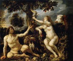 Fall of Man | Jacob Jordaens | Oil Painting