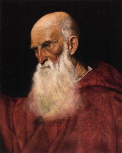 Portrait of a Cardinal | Jacopo Bassano | Oil Painting