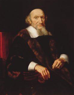 Portrait of Jacob Trip (1575-1661)