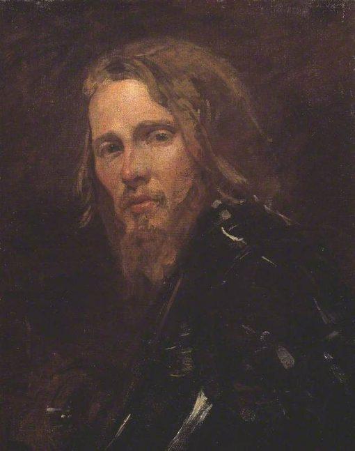 John Morris Moore | Alfred George Stevens | Oil Painting