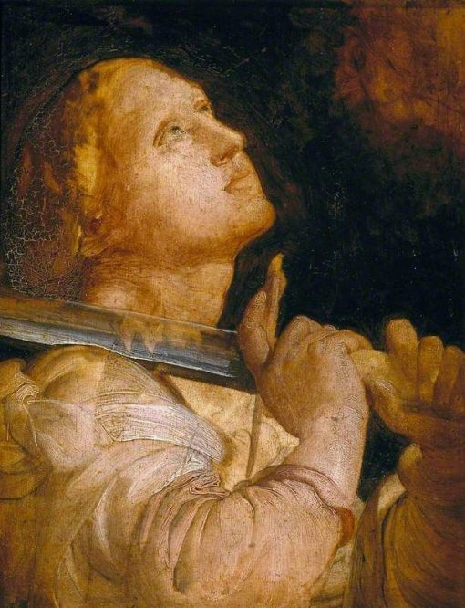 Judith | Alfred George Stevens | Oil Painting