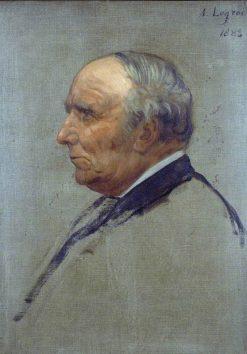 John Gray | Alphonse Legros | Oil Painting