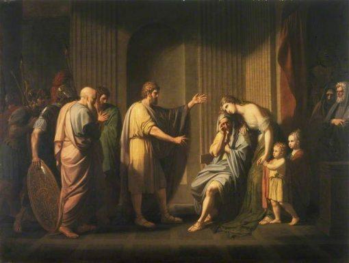 Cleombrotus Ordered into Banishment by Leonidas II