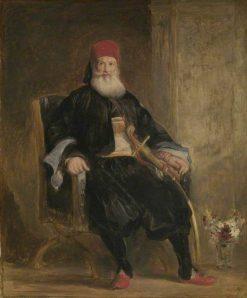 His Highness Muhemed Ali