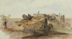 Galera | Edward Lear | Oil Painting