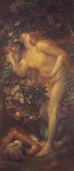 Eve Tempted | George Frederic Watts | Oil Painting