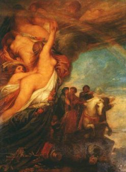 Life's Illusions | George Frederic Watts | Oil Painting