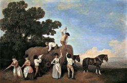 Haymakers | George Stubbs | Oil Painting