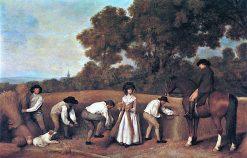 Reapers | George Stubbs | Oil Painting