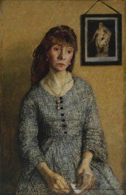 Chloe? Boughton-Leigh | Gwen John | Oil Painting