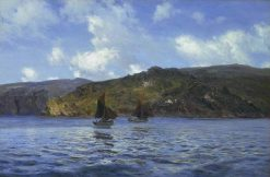 Catspaws off the Land | Henry Moore | Oil Painting