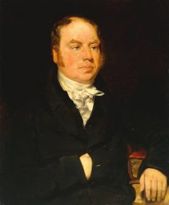 The Rev. Dr James Andrew | John Constable | Oil Painting